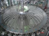 Производственная линия запиток Carbonated напитка заполняя, завалка, покрывая 3 in-1 Monobloc/изготавливание машины питьевой воды/оборудование/машину водоочистки