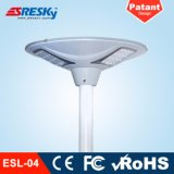 Im Freien kleine interne Solarbeleuchtungssystem-Garten-Lampe 10W