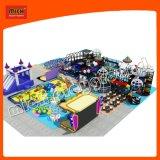 Weiches Spielplatz-Innenkleinkind-Plastikspielwaren mit elektrischen Spielwaren