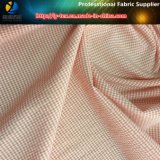 ポリエステルかナイロン混合されたCrincleの小型小切手のワイシャツファブリック(YD1162-1)