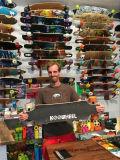 [كوووهيل] لوح التزلج كهربائيّة مع 7 طبقة شجر قيقب [كندين] مرونة جيّدة