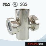 ライト(JN-SG2004)が付いているステンレス鋼のサイトグラス