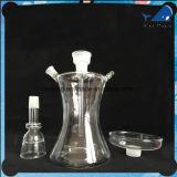 Qualitäts-Recycler-GlasHuka-kleine Huka