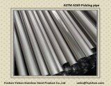 ASTM A269 Edelstahl-in Essig einlegendes Rohr