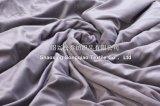 Velluto Super-Soft 2017 con la coperta del velluto di cotone di Shu/panno morbido di Sherpa Gettare-Grigi
