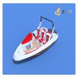 El 16FT fibra de vidrio yate / barco