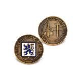 Изготовленный на заказ монетка сувенира возможности пожарных эмали