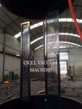 Cczk neue Titanbeschichtung-Maschine des Edelstahl-Blatt-PVD