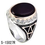 Anello d'argento dei monili del commercio all'ingrosso 925 della fabbrica