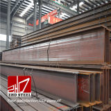 150*75mm JIS Ss400 Hr 건축 강철 H 광속