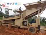 Trommel profissional do ouro da máquina de mineração do ouro