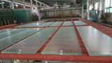 中国の製造者の高く効率的な小型のガラス強くなる機械