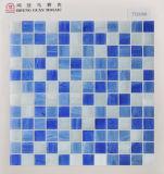 Mosaico de cristal para el azulejo 23*23m m de la pared