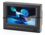 "3G-SDI, 7 "" HS-SDI Monitor mit HDMI, YPbPr u. Handels Input"