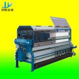 Hydraulische Filterpresse-Abwasserbehandlung