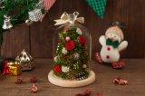 크리스마스 나무의 Ivenran 신선한 꽃