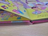Bambini interessanti a forma di del sacchetto caldo di vendita che imparano il libro della scheda