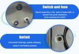 Crisol del baño de agua del acero inoxidable con el indicador digital