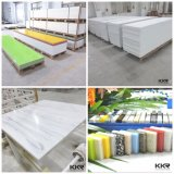 Artificial Stone Pure White Acrylic Solid Surface Sheet