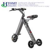 2016最も新しい中国の電気2つの車輪Eのスマートな二重シートの移動性のスクーター
