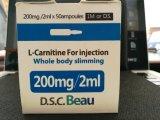 Levocarnitine для фабрики GMP впрыски