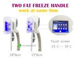 S16 os 4 os mais novos em 1 máquina Sculpting fresca de congelação gorda de Cryolipolysis Zeltiq