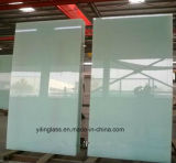 Spandrel peint par couleur Tempered en verre