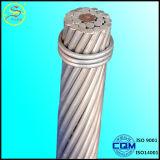 La línea de transmisión de arriba estándar de ASTM Oxlip ACSR descubre el conductor