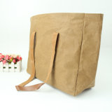 Bolso lavable del papel de Kraft
