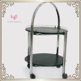Мебель нержавеющей стали вагонетки вагонетки тележки ликвора (RS150501)