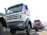 De Vrachtwagen van de Vrachtwagen van Benz van het noorden 6X6