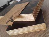 la película de 14m m hizo frente a la madera contrachapada para la construcción de la fábrica