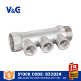 Valogin Brass 2-6 Formas colector para calefacción