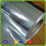 Papier d'aluminium stratifié par bâche de protection tissé par PE de tissu de matériau d'isolation de qualité