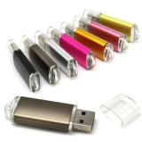 Fábrica de vendas diretas U Disk Stick Pen USB Flash Drive Pendrive Bright Color 128MB-128GB