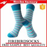 Mann-Form-Kleid-Bambussocken-Kleid-Socken