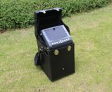 Máquina do diagnóstico do ultra-som para a imagem latente da gravidez para animais