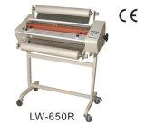 좋은 품질 대중적인 디자인 650mm 폭 롤 박판으로 만드는 기계 Laminator Lw-650r