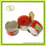 Pasta de tomate asséptico Conservas de vegetais