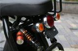 Самокат 2 автошин колес 1000W Harley тучных мощный электрический