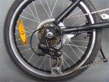 """20 """"電気バイク(JSL039B-1)を折る36V 250WのAl合金フレーム"""