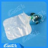 Устранимый кислородный изолирующий противогаз с мешком кислорода