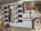 Machine d'impression d'étiquette de Flexo avec le découpage rotatoire