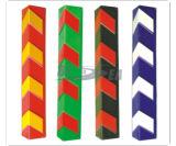 Quadratischer/runder Winkel EVA-Plastikwand-Eckschutz