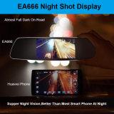 Nachtsicht 5 Zoll-Touch Screenrearview-Spiegel-Videogerät