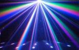 Luz superior del efecto de mariposa de Qualitity para el funcionamiento de la danza
