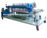 Matériel de filtration d'huile végétale/presse encrassés automatiques filtre à huile