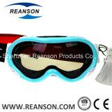 Lunettes antibrouillard de ski de Snowboard de lentilles du professionnel OTG de Reanson doubles