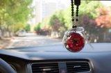La promozione ha conservato il fiore per il regalo della decorazione dell'automobile