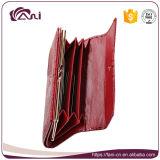 wallet 최신 OEM 우아한 형식 가죽 숙녀 또는 변경 지갑을%s 가진 지갑 여자